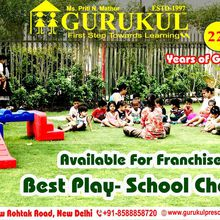 Needful things for opening a preschool in India