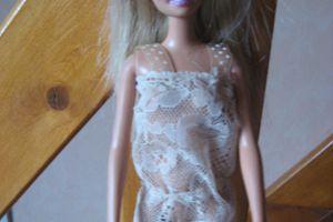 dessous chic (body) poupée mannequin