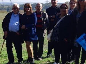 Gard rhodanien: Un cimetière Harki localisé au camp militaire de Laudun l'Ardoise (30)