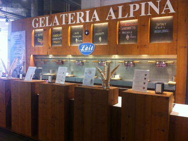 Pour vous j'ai découvert Eataly... un concept incroyable entre magasin, restaurant et cours de cuisine. Bientôt à Paris.