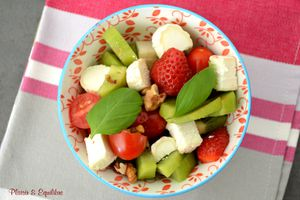 fruits et fromage semaine 16