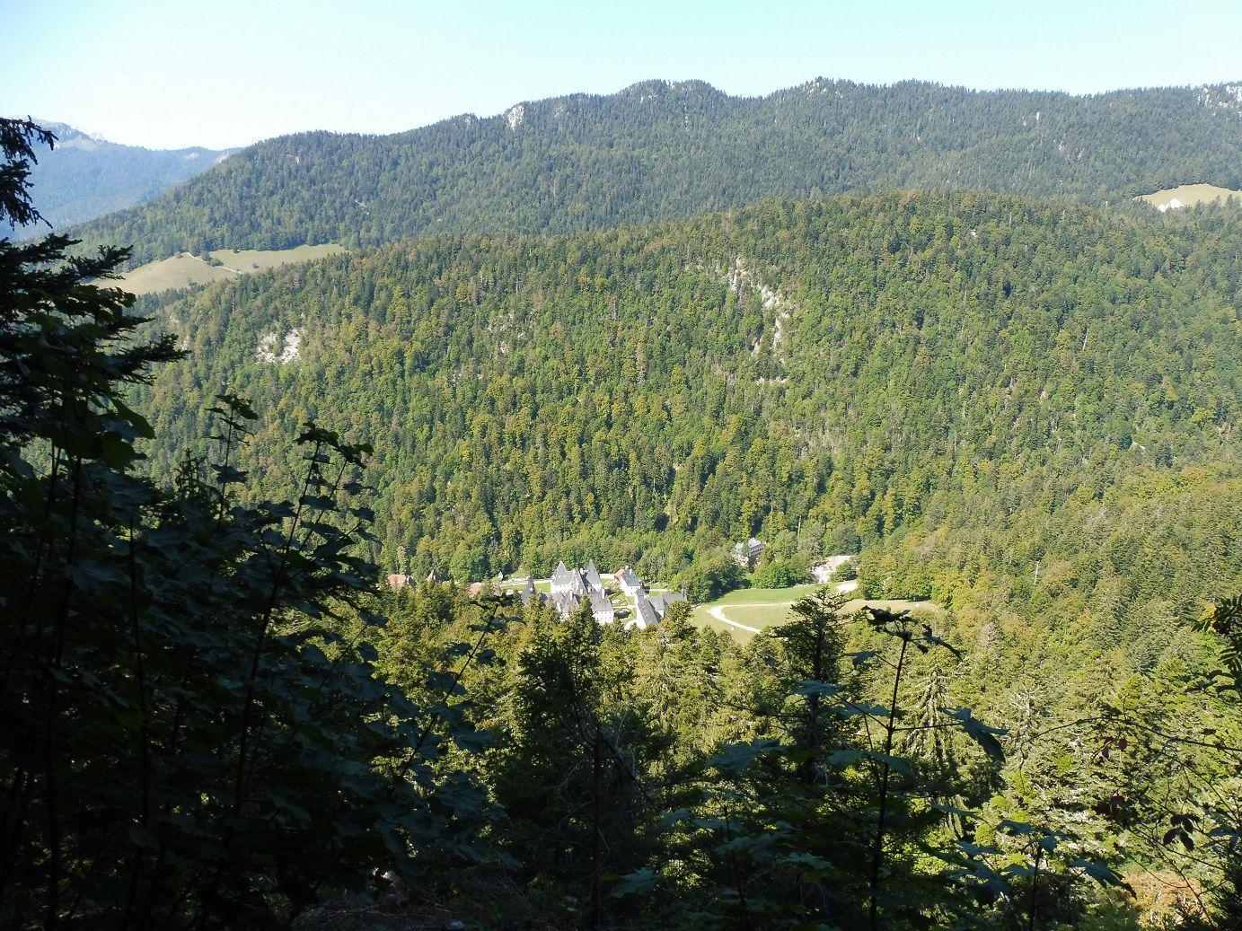 6 - Randonnée à Saint Pierre de Chartreuse (38).