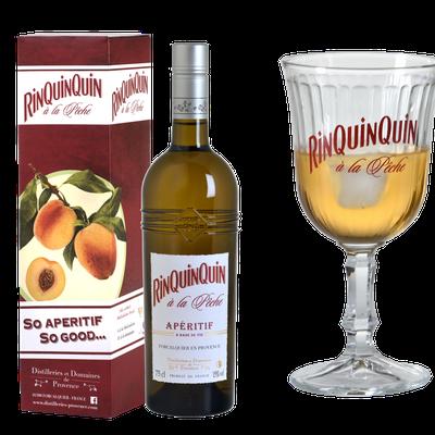 Apéritif : un petit coin de Provence dans le verre en attendant l'été