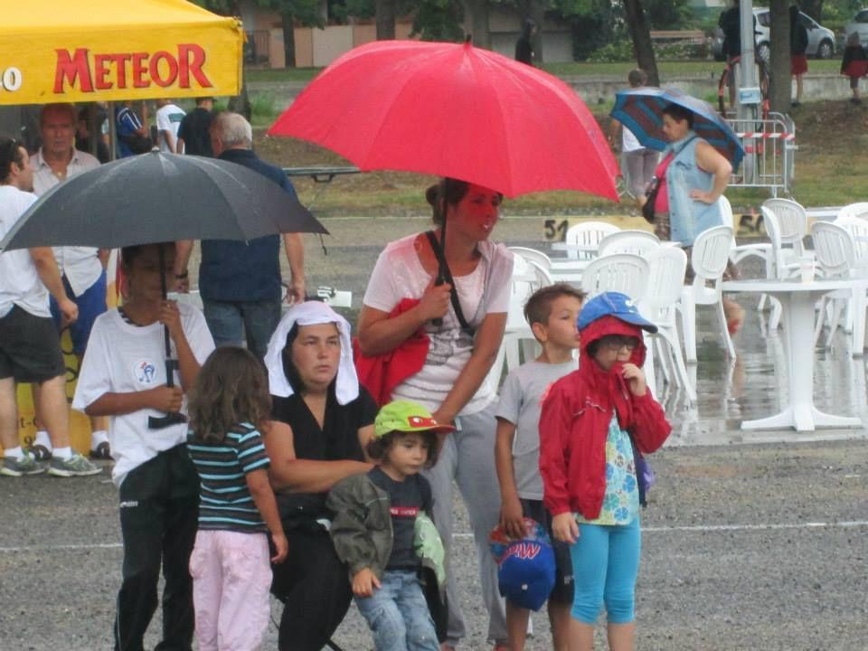 MASTERS JEUNES à Castelsarrasin (82): Bonne participation malgré la pluie