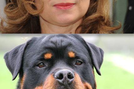 """Valérie """"Rotweiler"""" / Les Gaboniais croient qu'Hollande a changé de chienne"""