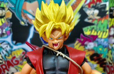 Super Dragon Ball Heroes DXF Son Goku Xeno