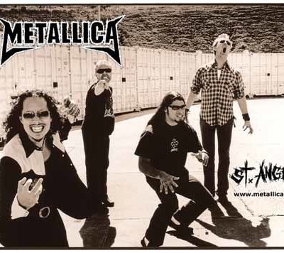 Mettalica'lovely band a swear