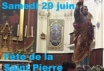 MARTIGUES FÊTE LA SAINT PIERRE SAMEDI 29 JUIN