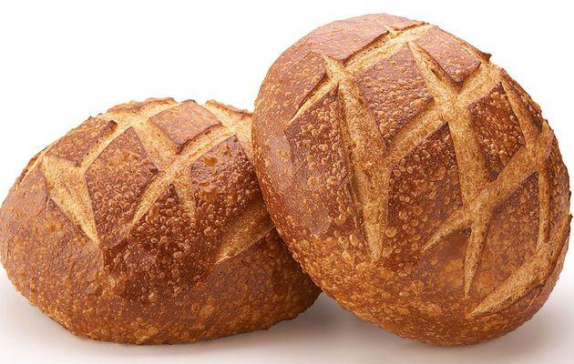 Sourdough Bread/Pain au levain