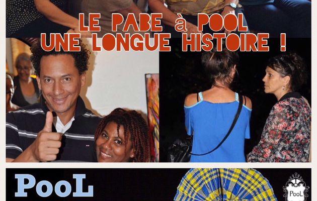 PABE à Pool Art Fair: une longue histoire !