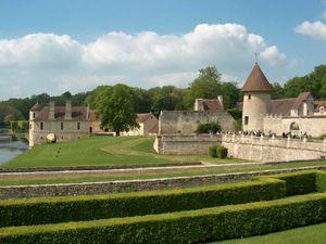 Soirée au domaine de Villarceaux