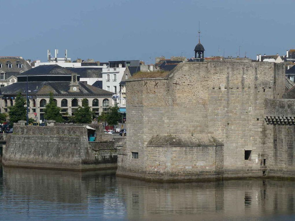 Les remparts de la Ville-Close