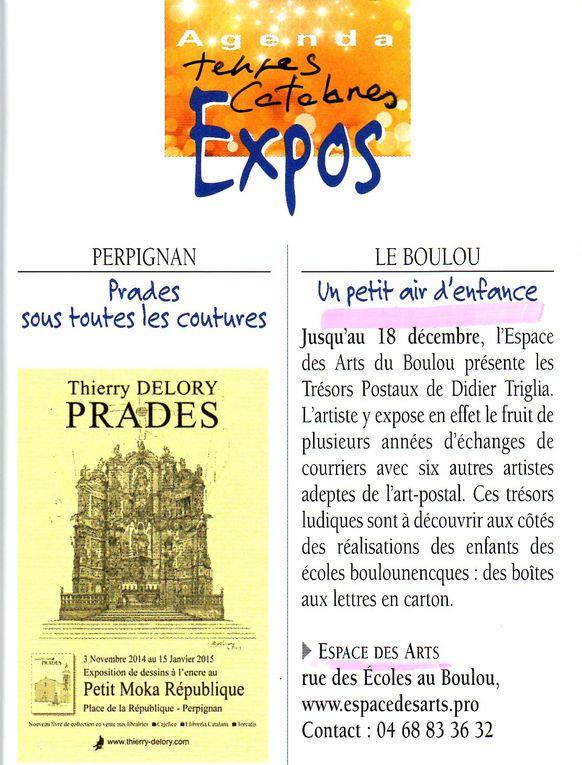 TEXTES ET VISUELS EXPOS