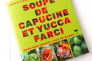 Soupe de Capucine et Yucca Farci, Noémie Vialard Stéphane Houlbert