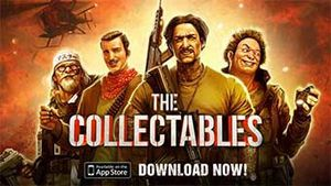 Jeux video: The Collectables arrive sur iPhone, iPodT, iPad, Mobiles ! (Crytek)
