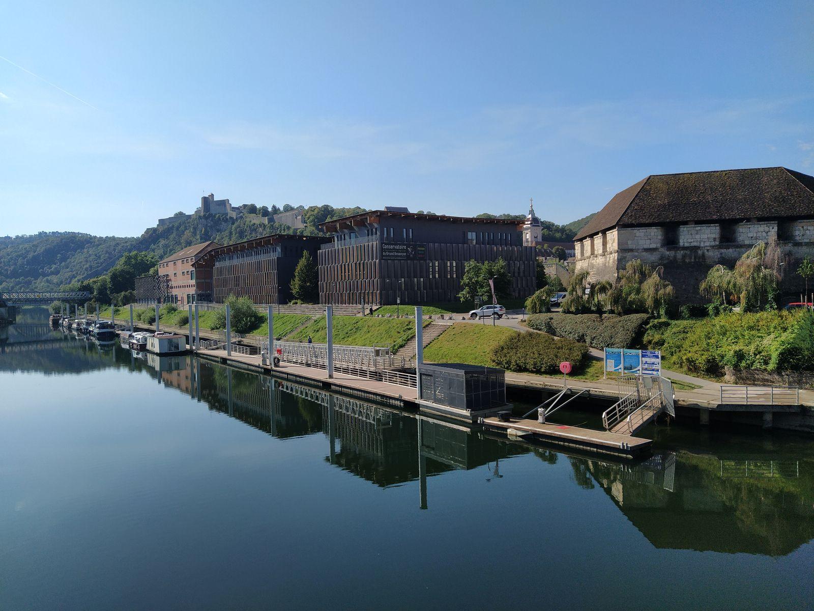 Balade à Besançon