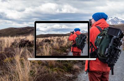 Prendre le temps d'organiser un séjour photo.