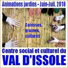 Local Var : Centre social du Val d'Issole - Les animations de la saison