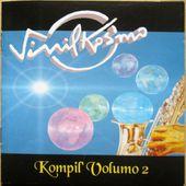 Vinilkosmo-Kompil Vol. 2 (Espéranto) 1996 - l'oreille cassée