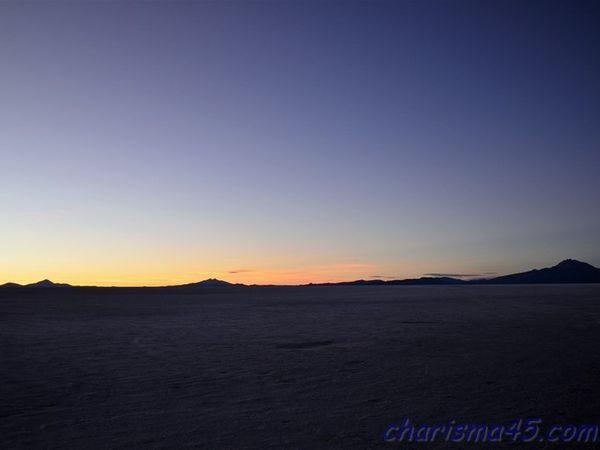 Uyuni (Bolivie en camping-car)