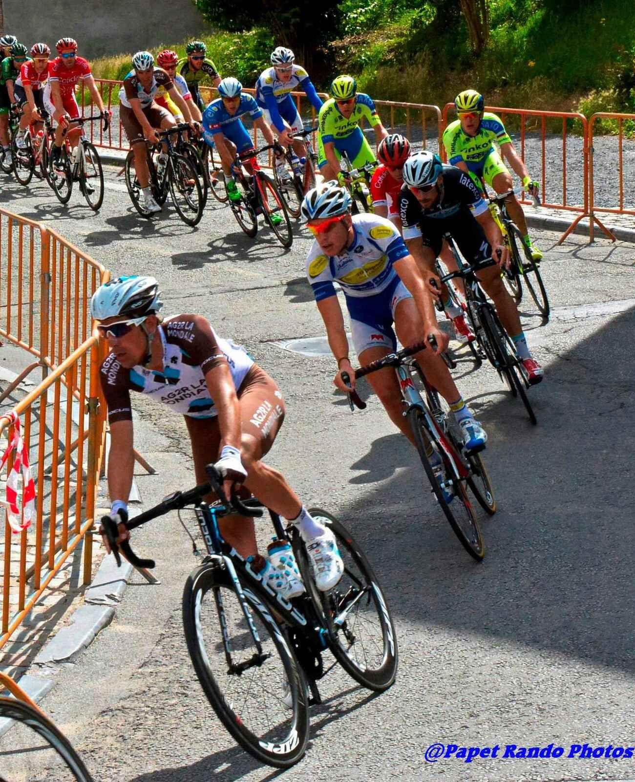 Tour des Regions Wallonnes  (derniere etape a Thuin)