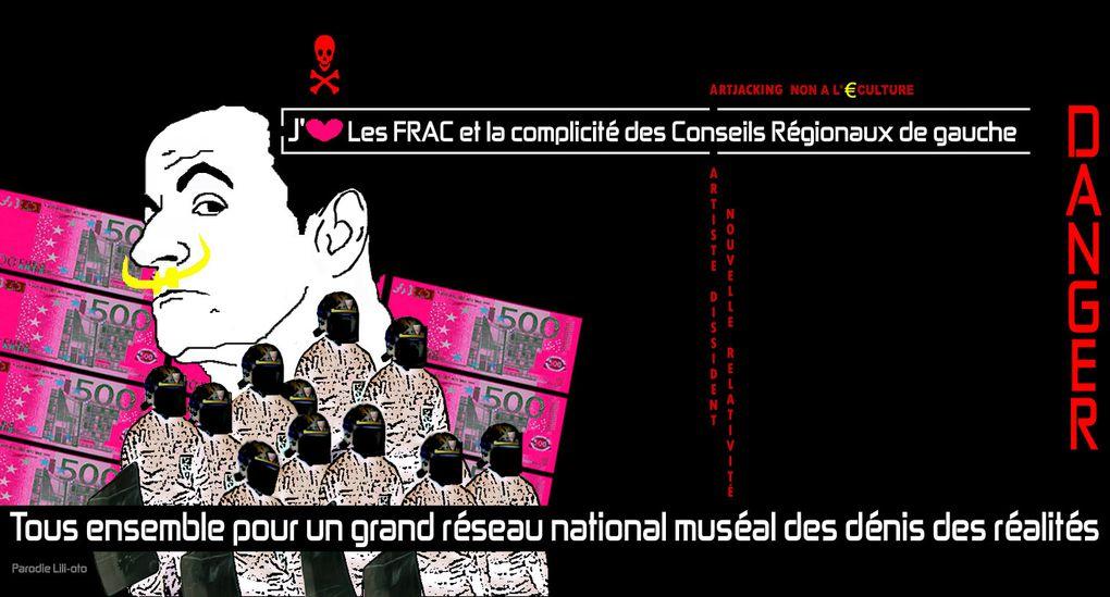 frac fonds régional d'art contemporain, collection et exposition des oeuvres d'art en région, culture, institutions, enjeux et critiques.