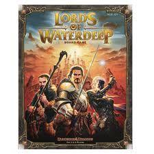 Le test de Lords of Waterdeep