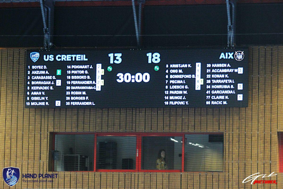 LSL J05   US Créteil vs Pays d'Aix UC (16/10/2020)