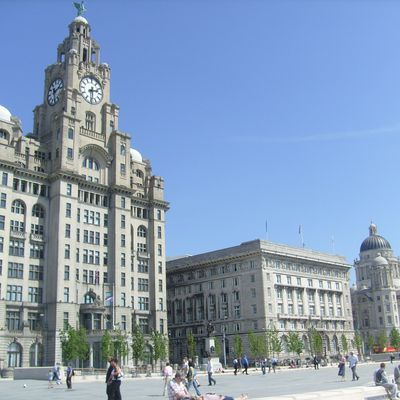 Liverpool : Waterfront