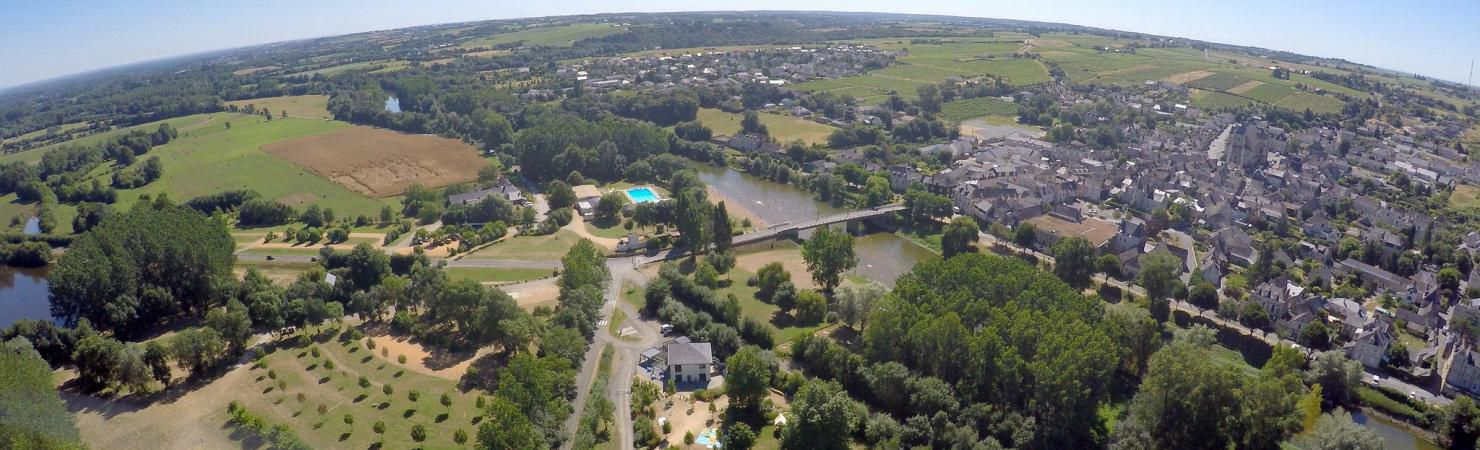 Rochefort sur Loire (49), la première étape.