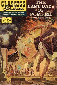 Les derniers jours de Pompéi - Sir Edward Lytton