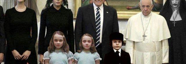 Trump au Vatican