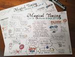 Magical Timing, version Sketchnoting !
