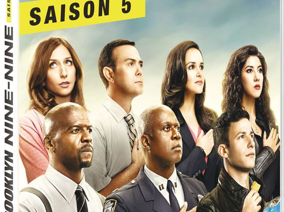 La saison 5 de Brooklyn Nine-Nine, la saison 2 de The Last Kingdom et de Chicago Med en DVD le 9 octobre 2018 !
