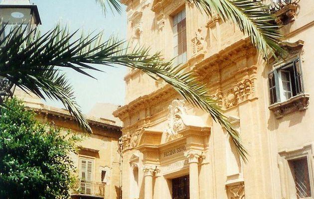 Mairie et théâtre d'Agrigente, Sicile