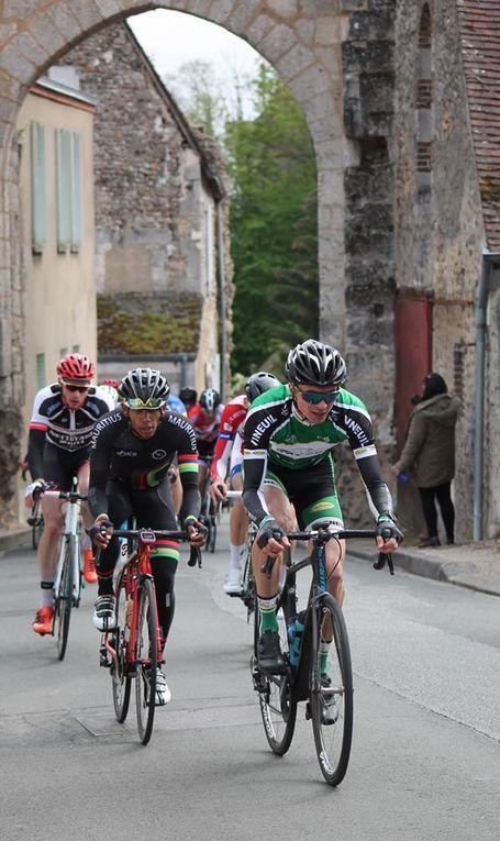 Les photos et résultats de la 2, 3 et J de Montigny le Gannelon (28)