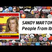 SANDY MARTON - People from Ibiza [Official]