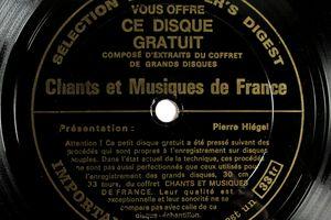 Pierre Hiégel présente - Chants et musiques de France
