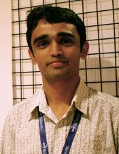 Raju Regmi as new PhD student