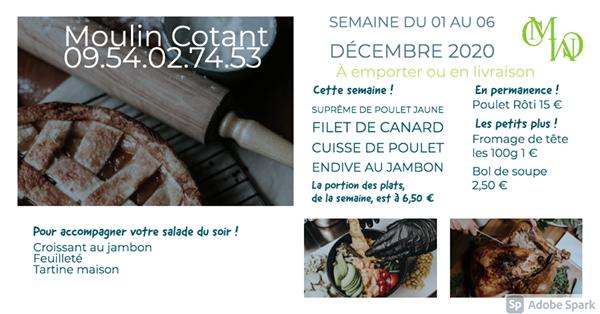 Moulin Cotant !