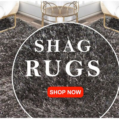 Shag Rugs - Most Decorative Rugs Online