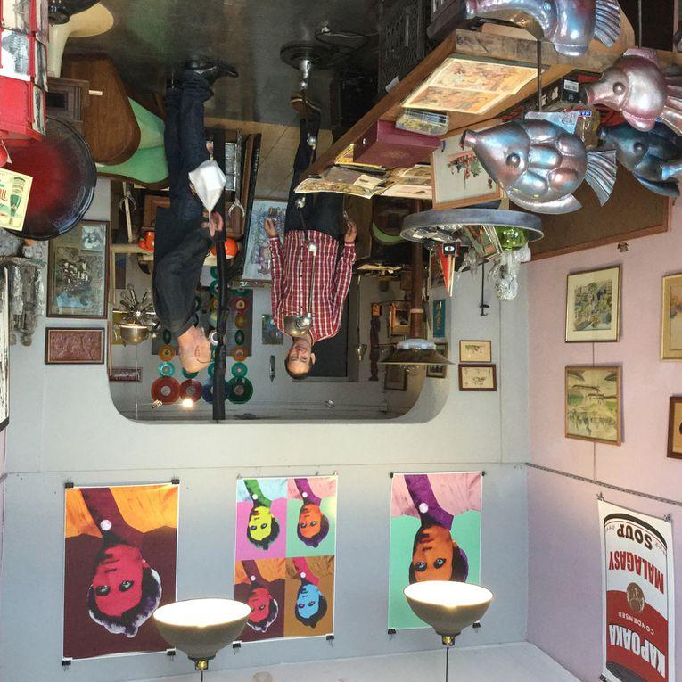 La boutique d'antiquité Max et les Ferrailleurs à Tana ...