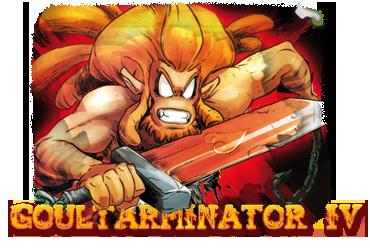 Goultarminator 2012 : Bilan du Goultarminator remporté par Hecate A !