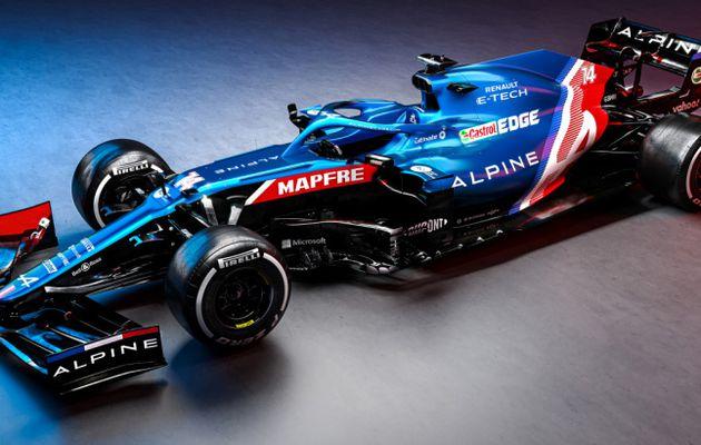 Sponsoring : Petit tour de toutes les nouvelles F1 2021/2022 en photos