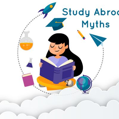 Myths about Studying Abroad