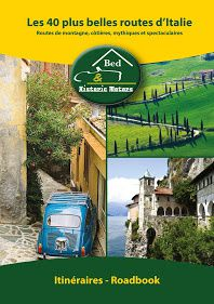 Livre : Les 40 plus belles routes d'Italie