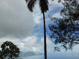 Paysage de Taravao