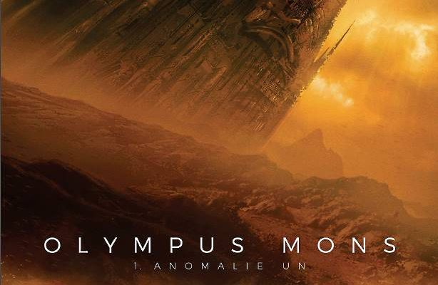 Olympus Pons, tome 1 : Anomalie Un
