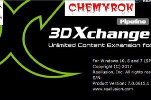 Reallusion iClone 3DXchange 7.02.0829.1 Pipeline(CREA TUS MODELOS PARA ICLONE7 )