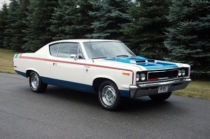 1969 AMC Rebel The Machine